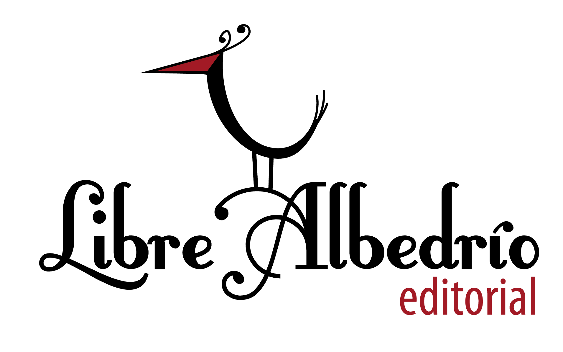 Logotipo Editorial Libre Albedrío